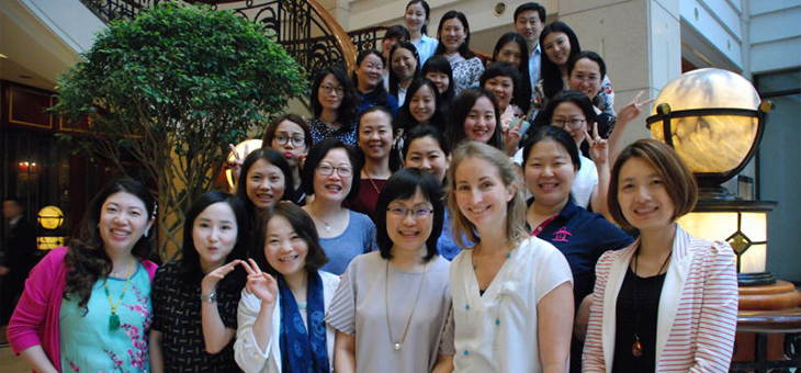 Fragrance Training workshops in Shangaï and in Taïpeï