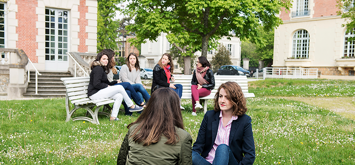 Students ready for cosmetics and fragrance summer school at ISIPCA